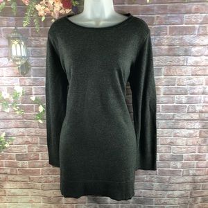 Loft women's open neck sweaters size L